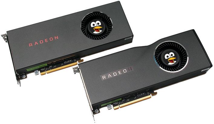 Radeon RX 5700 Linux