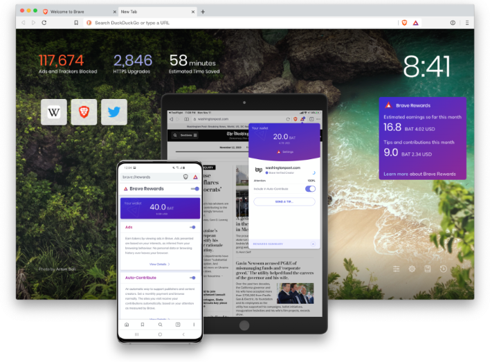 bravebrowser v1