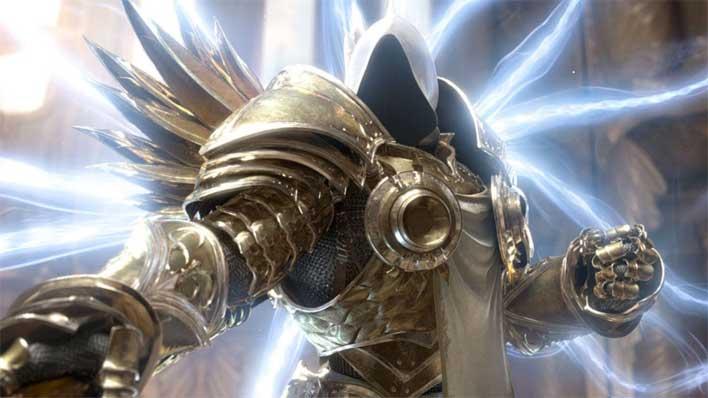 diablo armor