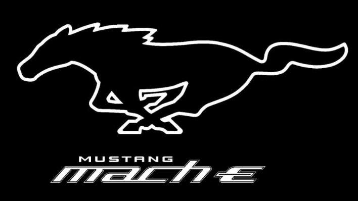 ford mustang mach e logo