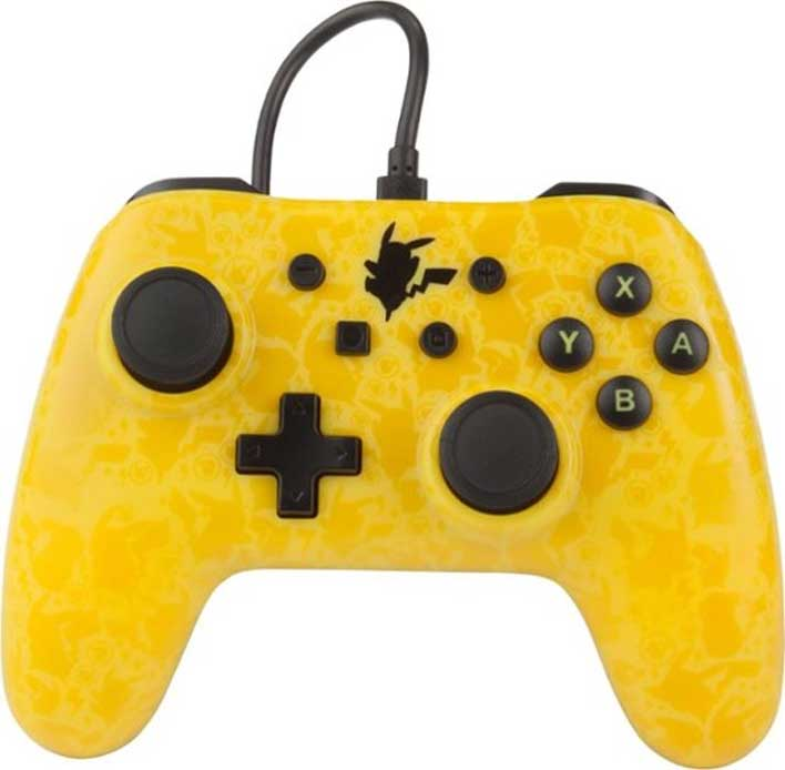 pokemon controller