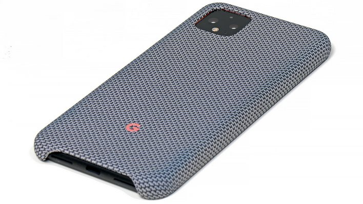 pixel 4 back with cover