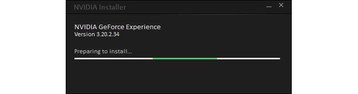 GeForce Experience Update