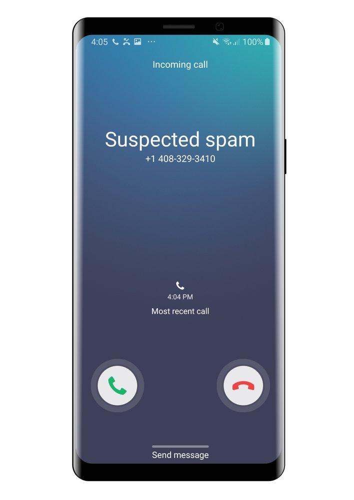 google fi spam