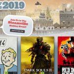Steam's Winter Sale 2019 Is Now Underway With Big Discounts