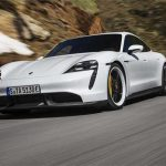 Porsche EV Gets EPA Rated For Only 201 Miles, Were All The Good Batteries Taycan?