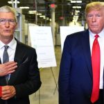 Trump launches fresh attack on Apple over privacy