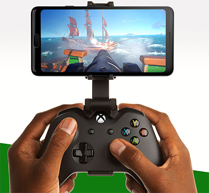 Xbox Game Streaming Android