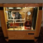 Enthusiast Home Brews Glorious Liquid-Cooled Gaming PC In A Bourbon Barrel
