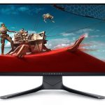 Dell Display Onslaught Includes Alienware 25 Gaming Monitor, 86-inch 4K Interactive Touch Panel