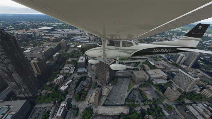 flight sim 2020 cessna