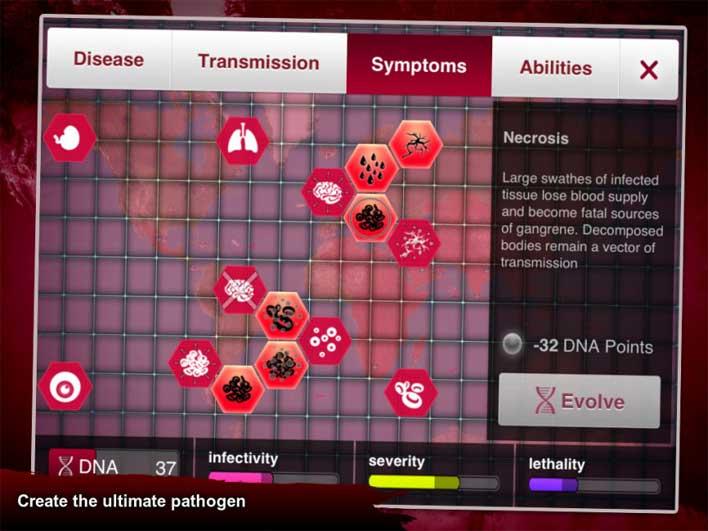 plague inc evolve