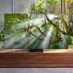 Samsung Rumored To Launch This Gorgeous Zero-Bezel 8K QLED TV At CES 2020