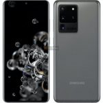 Samsung Galaxy S20 Ultra 5G Official Renders Leak With 100x Space Zoom