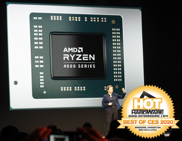 amd ryzen 4000 mobile