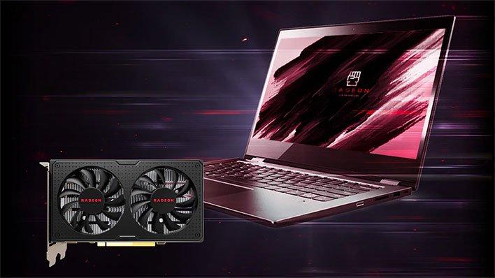 AMD Radeon Laptop