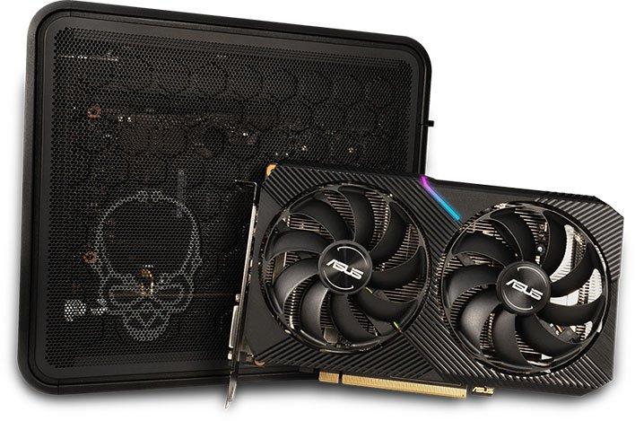 ASUS Dual GeForce RTX 2070 Mini NUC 9 Extreme