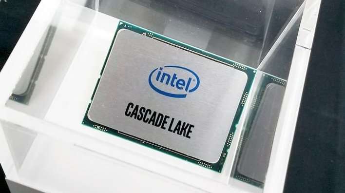 intel caskade lake 2
