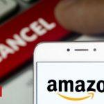 Coronavirus: Amazon pulls out of major tech show
