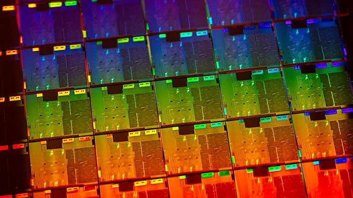 Intel 10th Gen Die