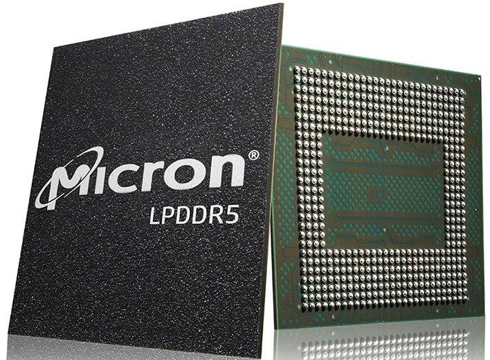 Micron LPDDR5