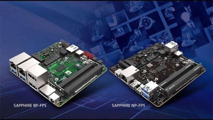 Sapphire Mini PCs