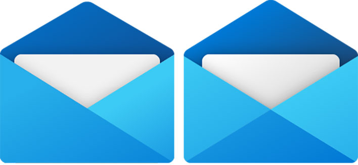 Windows 10 Mail Icon