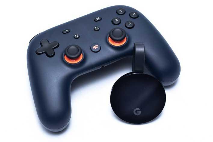 google stadia controller
