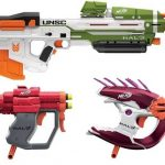 Hasbro Goes All-In With Halo Infinite: Needler And MA40 Nerf Blasters Drop This Year
