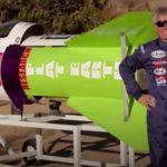 'Mad' Mike Hughes dies after crash-landing homemade rocket