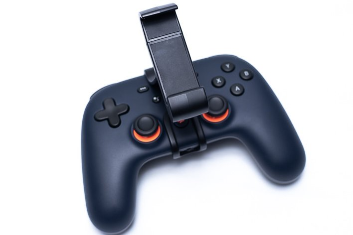 google stadia controller claw