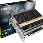 Palit GeForce GTX 1650 KalmX Embraces Sound Of Silence With Passive Cooling