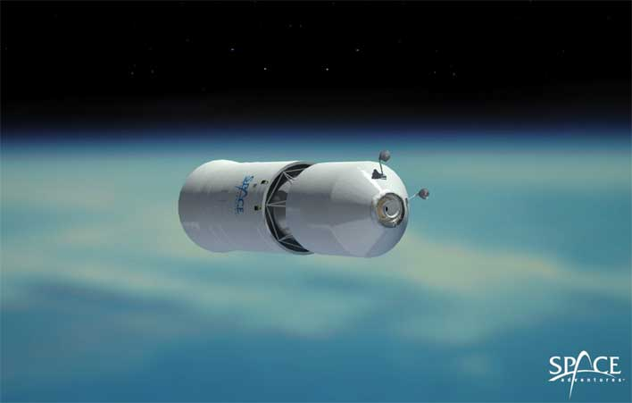 space adventrues