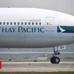 Cathay Pacific airline fined £500m over customer data protection failure