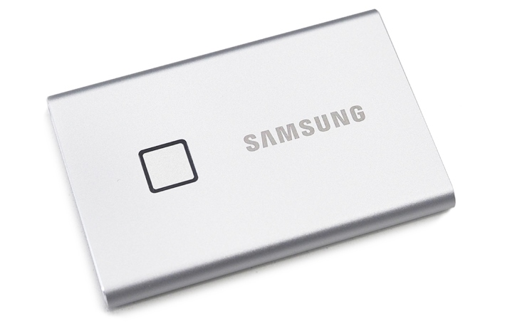 samsung t7 touch portable ssd top