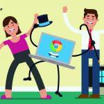 Chromebooks are  the Benjamin Button of tech