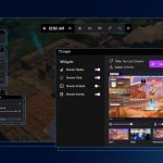 Xbox Game Bar Gains Custom Widgets From Razer And XSplit Along With Its Own Store