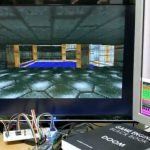 Classic Doom Shooter Finds A New Home On This Custom FPGA Chip