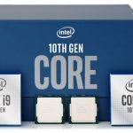 Intel Core i9-10900K & i5-10600K Review: Comet Lake-S Benchmarks