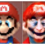 Video Game Characters Depixelated By An AI Tool Will Haunt Your Dreams