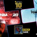 Sony Celebrates 10 Years Of PlayStation Plus With Surprise Bonus Game For July