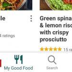 Reprimand for Wish over nipple tassel ad on BBC recipe app