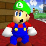 Luigi Discovered Hiding Out In Super Mario 64 Source Code For 24 Years