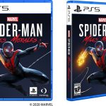 Spider-Man Miles Morales Gives First Look At Sweet PS5 Game Box Art
