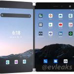 Microsoft's Surface Duo Folding Android Phone Is AT&T Bound In New Leaked Renders