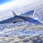 Son Of Concorde: Virgin Galactic Reveals Sleek Design For Mach 3 Supersonic Passenger Jet