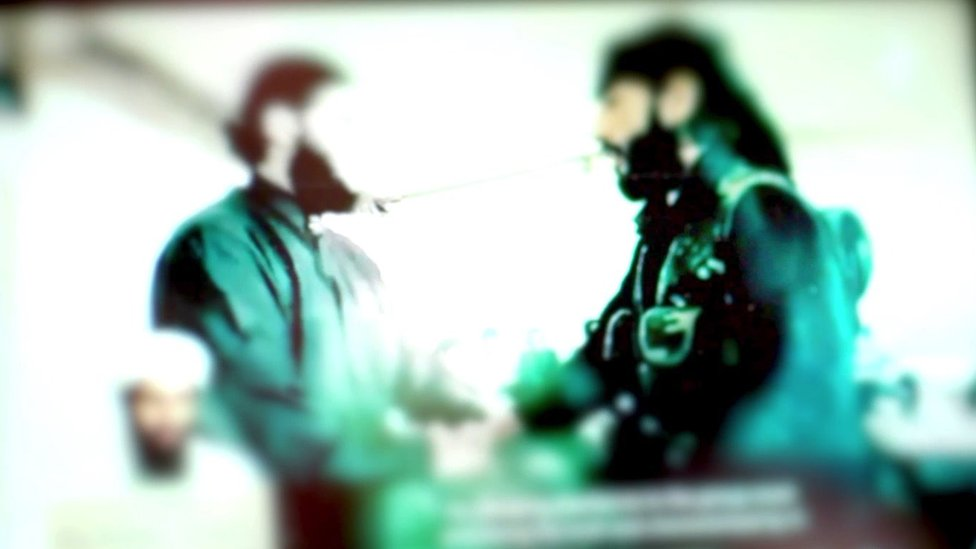 Islamic State propaganda video