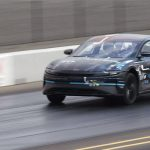 Lucid Air Pumps 1080HP Beating Tesla To Become First EV To Rip Sub-10 Second 1/4 Mile Run