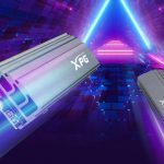 XPG GAMMIX S70 PCIe 4 SSD Announced With Lightning Fast 7,400MB/Sec Sequential Reads