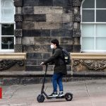 E-scooters should be legalised says Transport Committee
